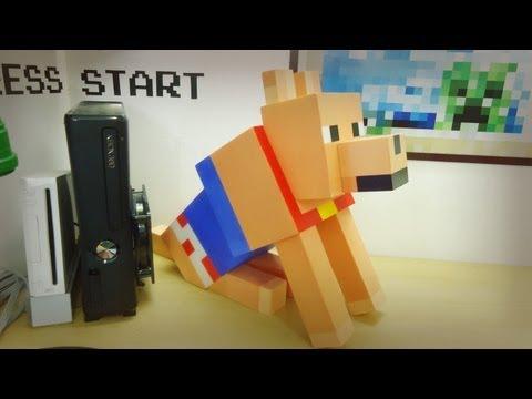 Wolves Minecraft: DIY