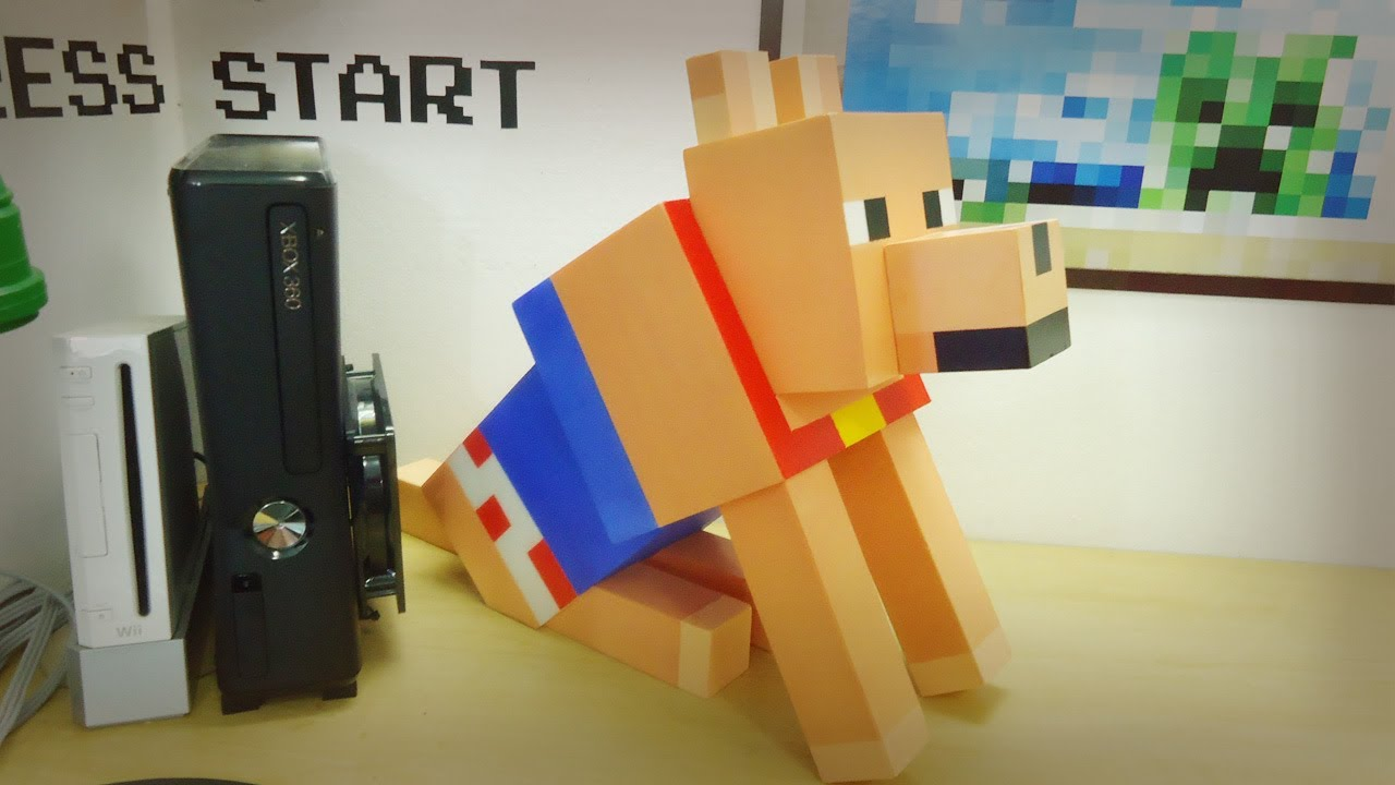 Wolves Minecraft Diy Youtube
