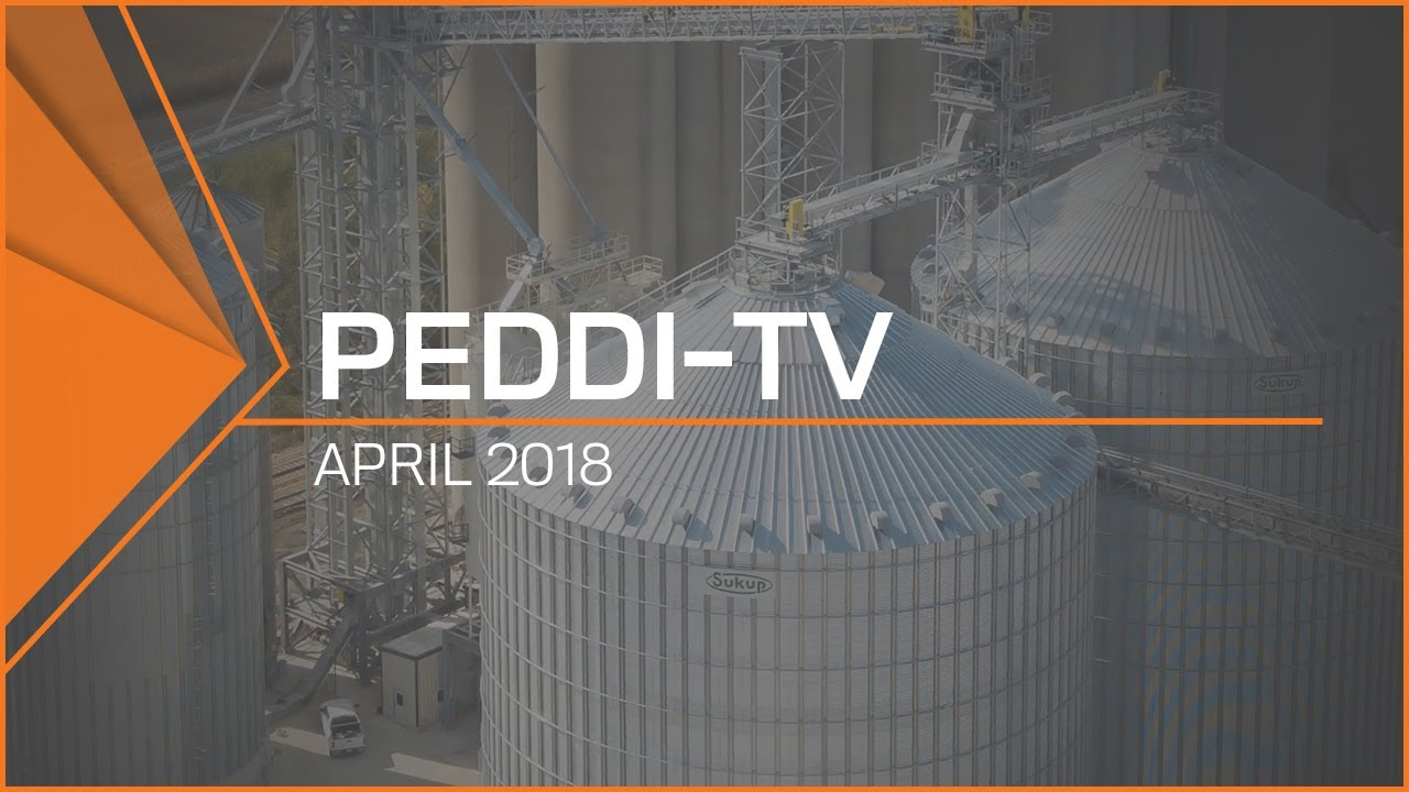 Sukup Safe T Homes, No Probe Scanning with PeddiBot-1200 and Lyle's  Bloopers - Peddi-TV - April 2018