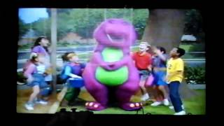 Opening To Barney's Magical Musical Adventure 1993 VHS