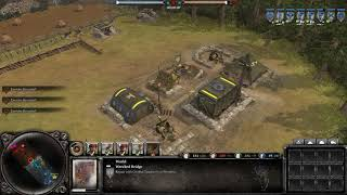 Company of Heroes 2 inetresting 3v3 replay