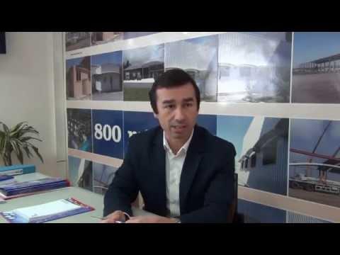 CCISPM - Interview de Pedro Martinho DG. de Couvermetal