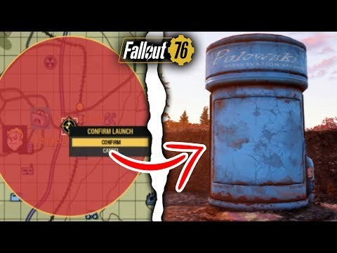 Fallout 76 | Can You Survive a Nuke Explosion Inside the Preservation Shelters? (Fallout 76 Secrets) thumbnail