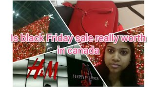 Are black friday deals in canada really worth it|My black friday shopping