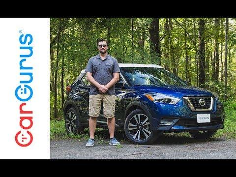 2018 Nissan Kicks Cargurus Test Drive Review Youtube