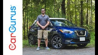 2018 Nissan Kicks | Cargurus Test Drive Review