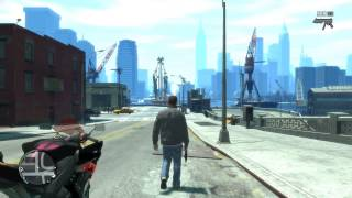 GTA IV PC 1920x1080 Full Detail HD 1080p