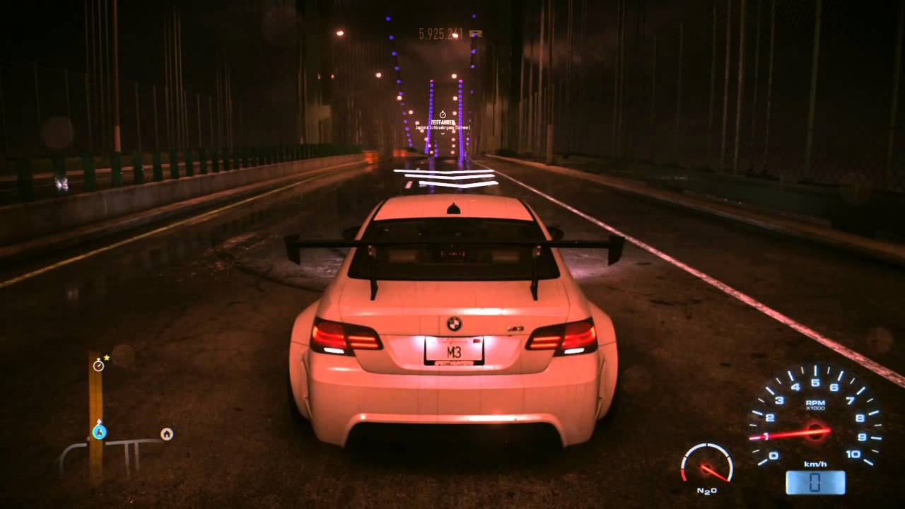 Need For Speed 2015 Bmw M3 E92 1247 Ps Youtube