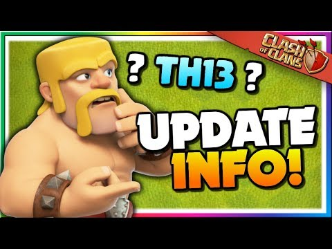 New UPDATE'S' - Info On The Next 2 Clash Of Clans Updates!