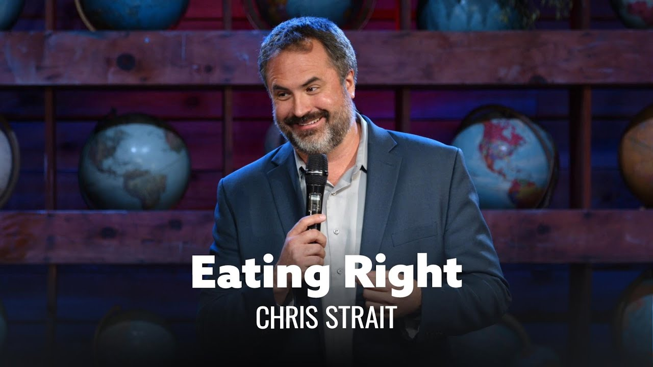 The Dangers Of Eating Right. Chris Strait