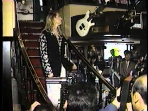 debbie gibson live around the world vhs rip 1991