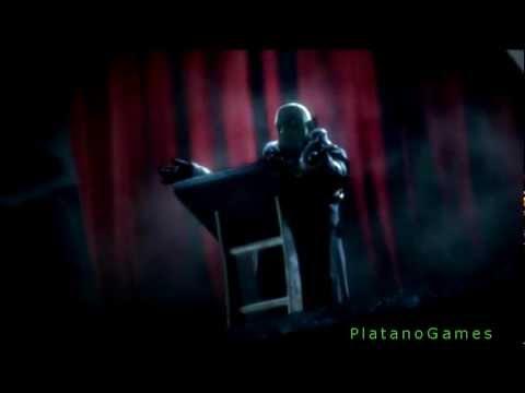 Killzone - CGI Opening - Helghan Emperor Scolar Visari Speech - HD