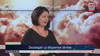 Gambar cover Dezlegări şi dispense divine - cu Laura Dinu, terapeut Theta Healing