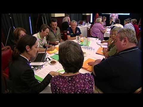 Deliberation Nation. Australia's First Citizens Parliament
