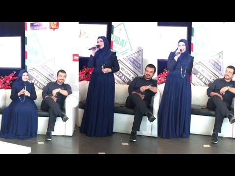 Merdu! Datuk Siti Nurhaliza nyanyi live lagu Segala Perasaan