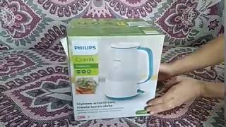 Распаковка PHILIPS HD9334/11 и…