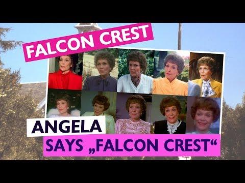 Angela says Falcon Crest