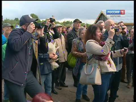 Кинерма получила официальный статус самой красивой деревни России