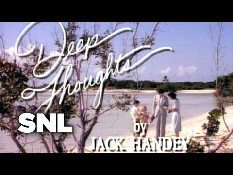 Deep Thoughts: Family Vacations - Saturday Night Live