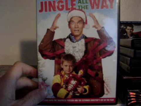 My Christmas Movie Collection: Part 12016
