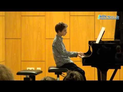 Jubiläumswoche der Musikschule Ludwigshafen mit vielen Musikvorführungen