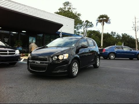 Autoline Preowned 2012 Chevrolet Sonic LS For Sale Used
