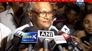 I am grateful that my country gave me this honour: CNR Rao