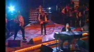"(Eurosong 1996) Rob Burke Band - ""Gotta know right now"""