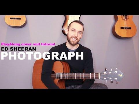 Ed Sheeran - Photograph (guitar cover with lyrics and chords)