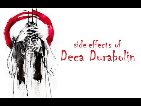 ⚠ DECA DURABOLIN ⚠ [Nandrolone Decanoate] - SIDE EFFECTS