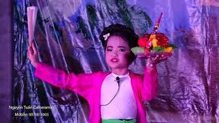 ▶️ Bé 6 Tuổi Gây Sốc Cộng Đồng Mạng Khi Diễn Thị Mầu Lên Chùa ❤️6 year old baby acting too well