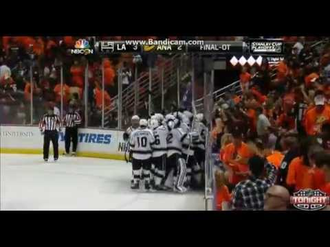 best sneakers abba3 9c68b Marian Gaborik OT goal ( Los Angeles Kings vs Anaheim Ducks Playoff 2014)
