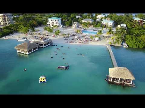 Heaven on Earth - Caye Caulker, Belize | Mavic Pro Drone Edit |