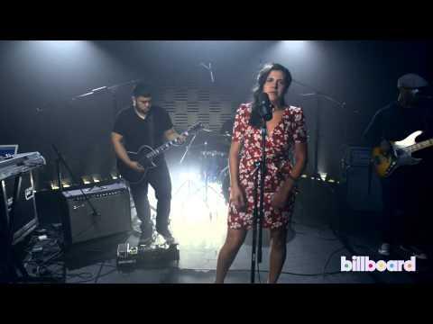 "Quadron Performs ""Favorite Star"" at Billboard Studios"