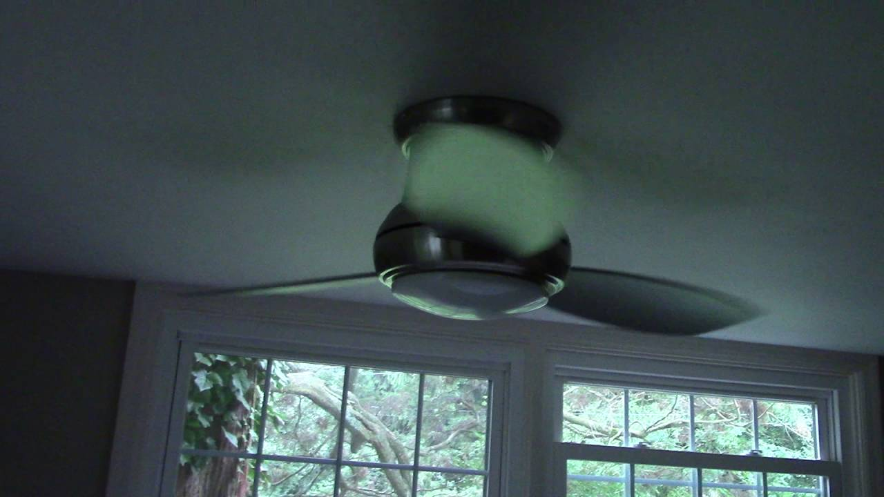 Minka air concept ii ceiling fan youtube minka air concept ii ceiling fan aloadofball Choice Image