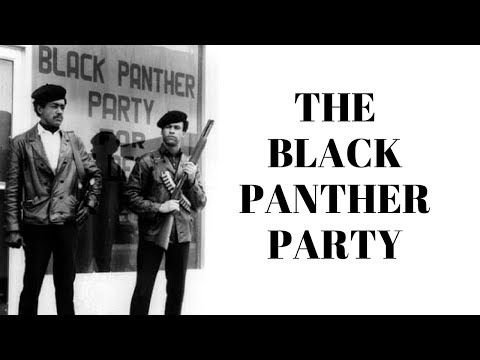 History Brief: the Black Panther Party