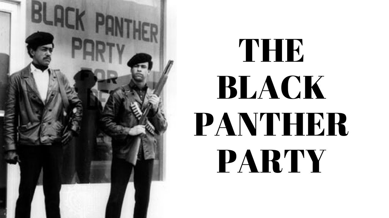 History Brief The Black Panther Party Youtube