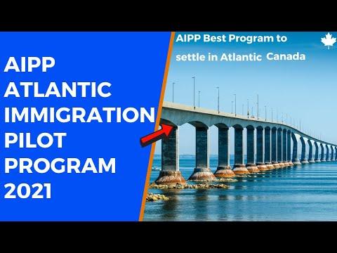 AIPP Atlantic Immigration Pilot Program 2021
