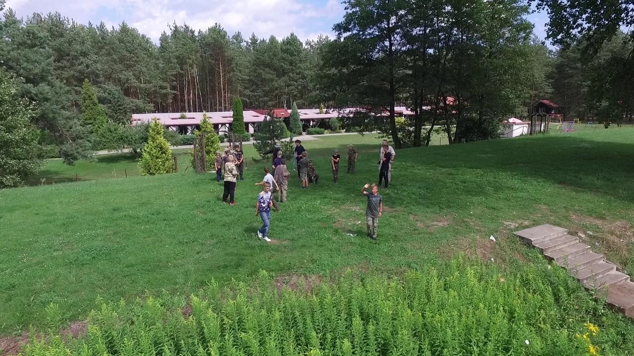 Download Obóz survivalowo wojskowy, Osieck 2017, Akademia Samodzielności