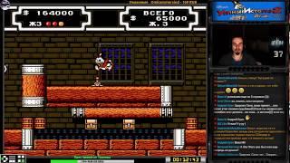 DuckTales 2 Deluxe 2013 прохождение 100% [hard] | Игра на (Dendy, Nes, Famicom, 8 bit) Стрим HD RUS