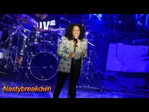 Marsha Ambrosius - Your Hands (Promise To Love Tour Baltimore 11-29-15)