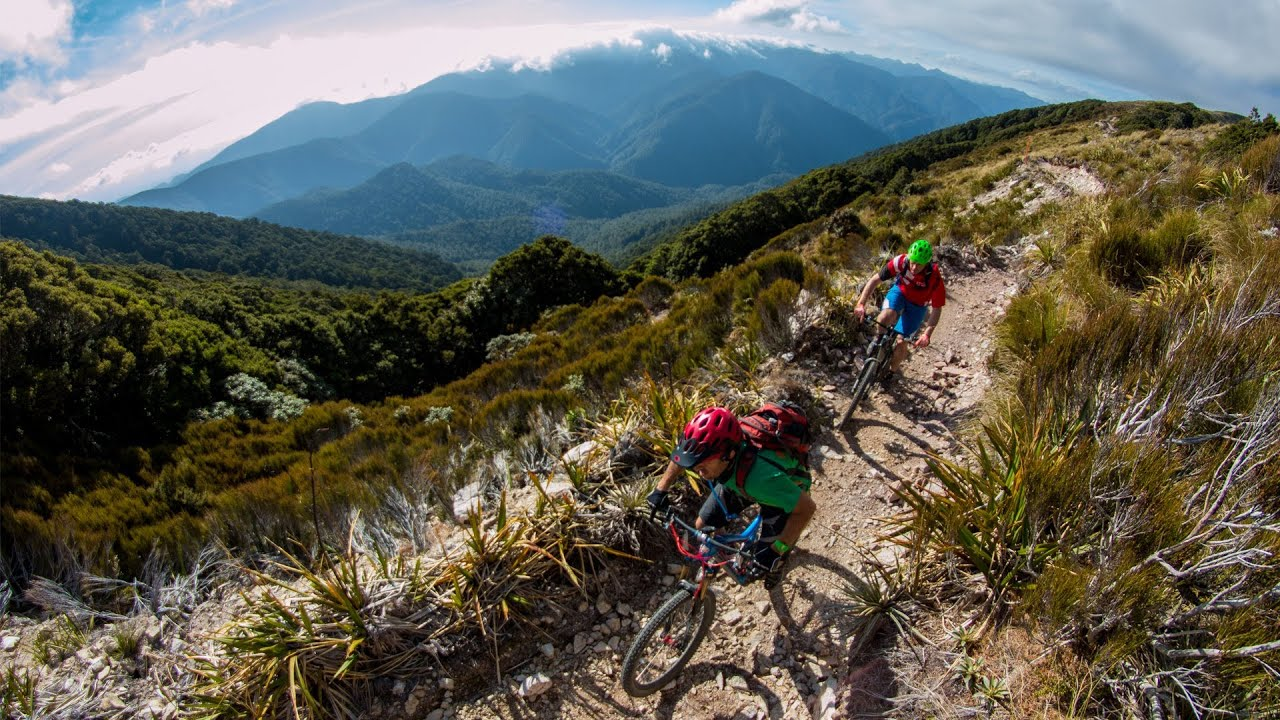 Guided Cycling Tours New Zealand