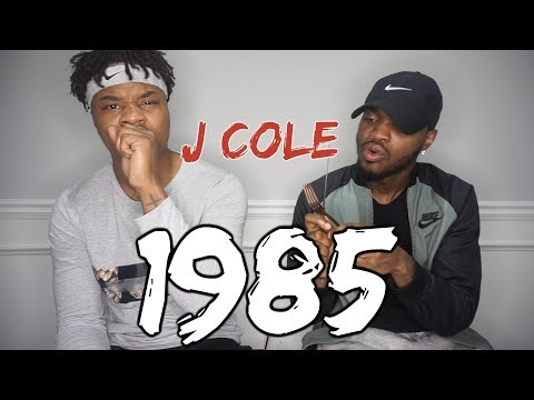 """J.Cole - 1985 (Intro To """"The Fall Off"""") - REACTION"""
