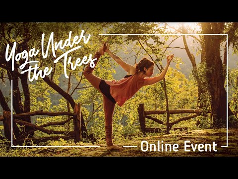 Yoga Under The Trees - Online
