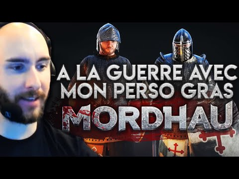 Vidéo d'Alderiate : [FR] ALDERIATE & KENNY - MORDHAU - MODE FRONTLINE NOUS PARTONS EN GUERRE !