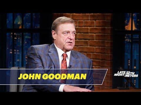 John Goodman Looks Back on Playing Linda Tripp and Rex Tillerson on SNL