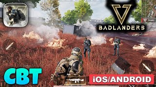 Badlanders Android Gameplay (CBT) - New NetEase Game