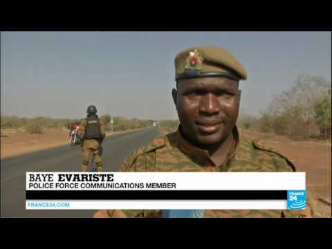 Burkina Faso Attacks; Security Stepped Up With Police Special Forces Deployed