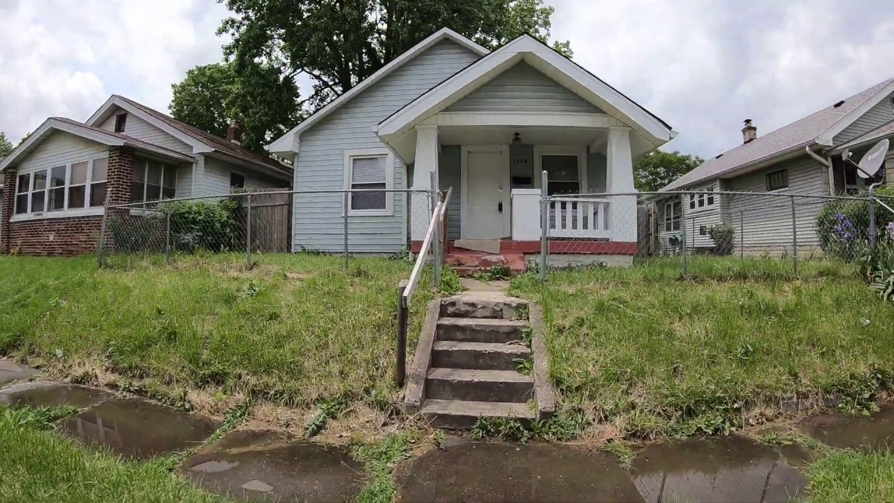 Rent This Home Indy 1938 Dearborn