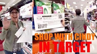 Shop with Cindy in Target! | BEST TARGET DEALS THIS WEEK!